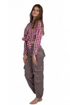 Женские брюки карго Bast