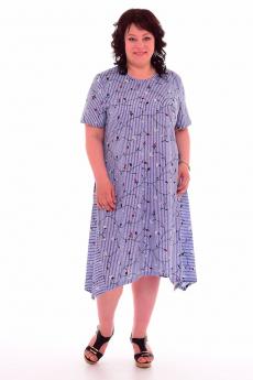 Свободное летнее платье Новое кимоно